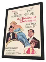 The Reluctant Debutante - 11 x 17 Movie Poster - Style A - in Deluxe Wood Frame