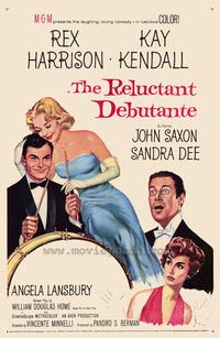 The Reluctant Debutante - 43 x 62 Movie Poster - Bus Shelter Style A