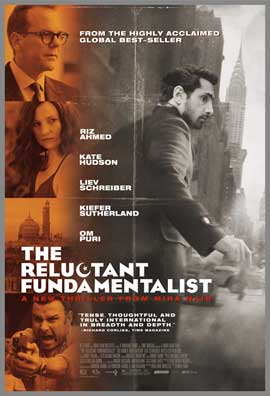 The Reluctant Fundamentalist - 27 x 40 Movie Poster - Style A