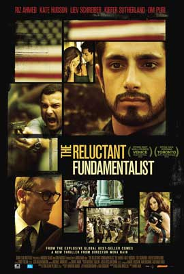 The Reluctant Fundamentalist - 27 x 40 Movie Poster - Style B