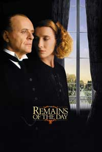 The Remains of the Day - 27 x 40 Movie Poster - Style B