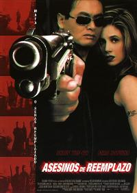 The Replacement Killers - 11 x 17 Movie Poster - Spanish Style A