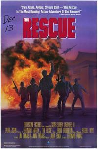 The Rescue - 11 x 17 Movie Poster - Style B