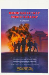 The Rescue - 11 x 17 Movie Poster - Belgian Style A