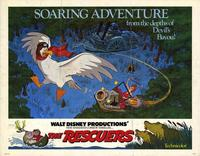 Rescuers, The - 22 x 28 Movie Poster - Half Sheet Style A