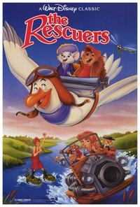 Rescuers, The - 27 x 40 Movie Poster - Style A