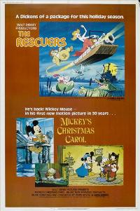 Rescuers, The - 11 x 17 Movie Poster - Style G