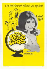 The Resort Girls - 27 x 40 Movie Poster - Style A