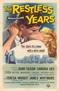 The Restless Years - 11 x 17 Movie Poster - Style A