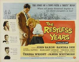 The Restless Years - 11 x 14 Movie Poster - Style A