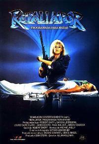 The Retaliator - 11 x 17 Movie Poster - Spanish Style A