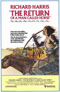 The Return of a Man Called Horse - 11 x 17 Movie Poster - Style A