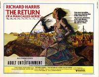 The Return of a Man Called Horse - 11 x 14 Movie Poster - Style A