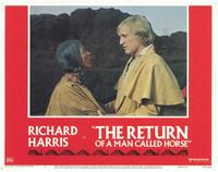 The Return of a Man Called Horse - 11 x 14 Movie Poster - Style B