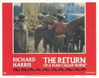 The Return of a Man Called Horse - 11 x 14 Movie Poster - Style C