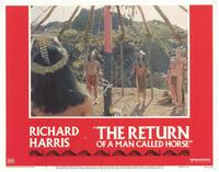 The Return of a Man Called Horse - 11 x 14 Movie Poster - Style D