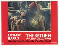 The Return of a Man Called Horse - 11 x 14 Movie Poster - Style E