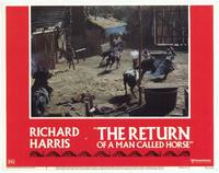 The Return of a Man Called Horse - 11 x 14 Movie Poster - Style G