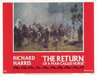 The Return of a Man Called Horse - 11 x 14 Movie Poster - Style I