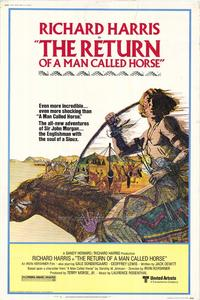 The Return of a Man Called Horse - 27 x 40 Movie Poster - Style A