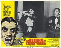 The Return of Count Yorga - 11 x 14 Movie Poster - Style B
