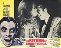 The Return of Count Yorga - 11 x 14 Movie Poster - Style C