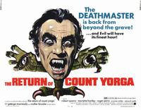 The Return of Count Yorga - 11 x 14 Movie Poster - Style A
