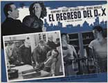 The Return of Doctor X - 11 x 14 Poster Spanish Style B
