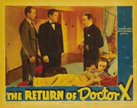 The Return of Doctor X - 11 x 14 Movie Poster - Style A