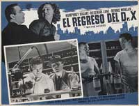 The Return of Doctor X - 11 x 14 Poster Spanish Style A