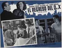 The Return of Doctor X - 11 x 14 Poster Spanish Style C