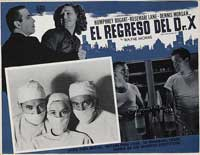 The Return of Doctor X - 11 x 14 Poster Spanish Style F