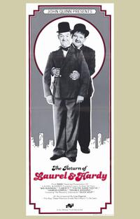 The Return of Laurel and Hardy - 27 x 40 Movie Poster - Style A