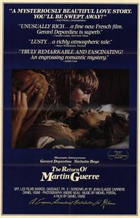 The Return of Martin Guerre - 11 x 17 Movie Poster - Style A