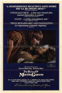 The Return of Martin Guerre - 27 x 40 Movie Poster - Style A