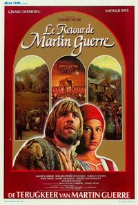 The Return of Martin Guerre - 27 x 40 Movie Poster - Belgian Style A