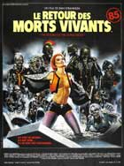 The Return of the Living Dead - 27 x 40 Movie Poster - French Style A