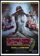 The Return of the Living Dead - 11 x 17 Movie Poster - Style D