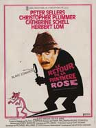 The Return of the Pink Panther - 11 x 17 Movie Poster - French Style A