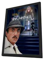 The Return of the Pink Panther - 11 x 17 Movie Poster - Style E - in Deluxe Wood Frame