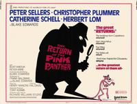 The Return of the Pink Panther - 11 x 14 Movie Poster - Style A