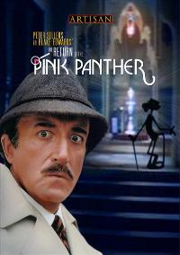 The Return of the Pink Panther - 11 x 17 Movie Poster - Style E