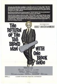 The Return of the Tall Blond Man with One Black Shoe - 27 x 40 Movie Poster - Style A