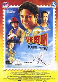 The Return of Tommy Tricker - 11 x 17 Movie Poster - Style A