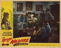 The Return of Wildfire - 11 x 14 Movie Poster - Style D