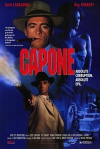 The Revenge of Al Capone - 11 x 17 Movie Poster - Style A