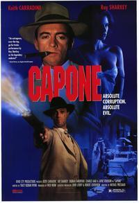 The Revenge of Al Capone - 27 x 40 Movie Poster - Style A
