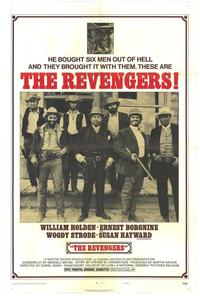 The Revengers - 11 x 17 Movie Poster - Style B