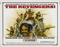 The Revengers - 30 x 40 Movie Poster - Style A