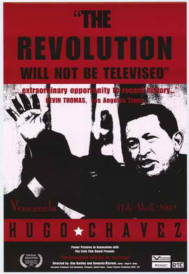 The Revolution Will Not Be Televised - 11 x 17 Movie Poster - Style A